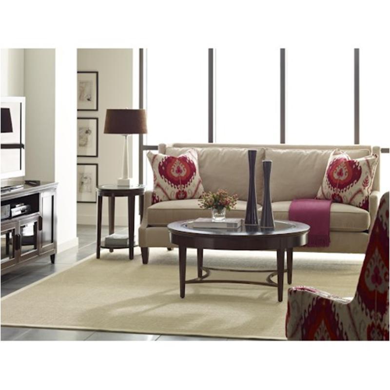 77 024 Kincaid Furniture Elise Living Room Aura Cocktail Table