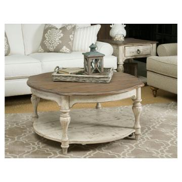 75 024 Kincaid Furniture Bolton Round Cocktail Table