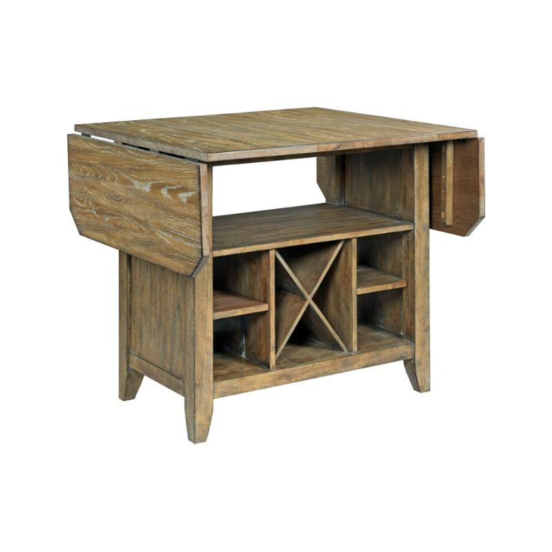663 746 Kincaid Furniture The Nook Oak