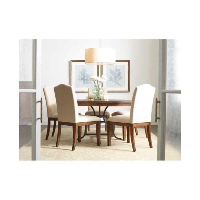 664 702 Kincaid Furniture 54 Inch Round Dining Table