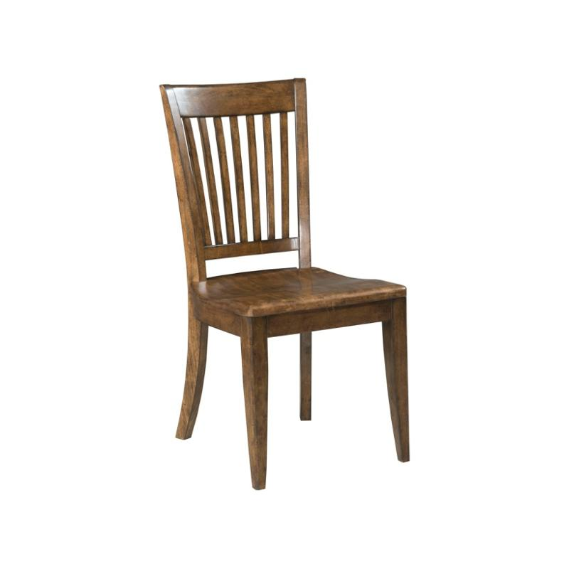 664 622 Kincaid Furniture The Nook, Dining Room Chairs Maple