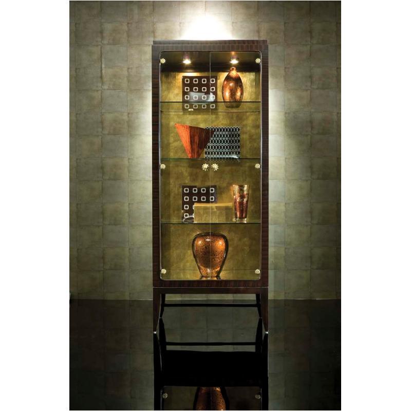 591 855 American Drew Furniture Curio China
