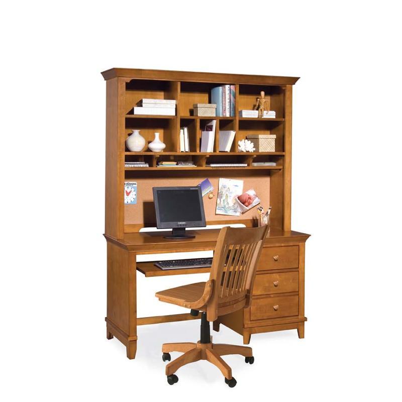 Is American Drew Furniture Good Quality: 181-945m American Drew Furniture Desk Hutch-maple