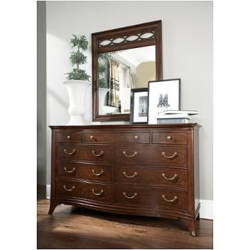 AMERICAN DREW Traditional 54\u2033 Dresser 49-120