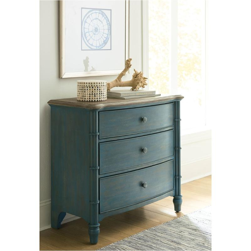 750 935b American Drew Furniture Sundown Accent Chest Denim