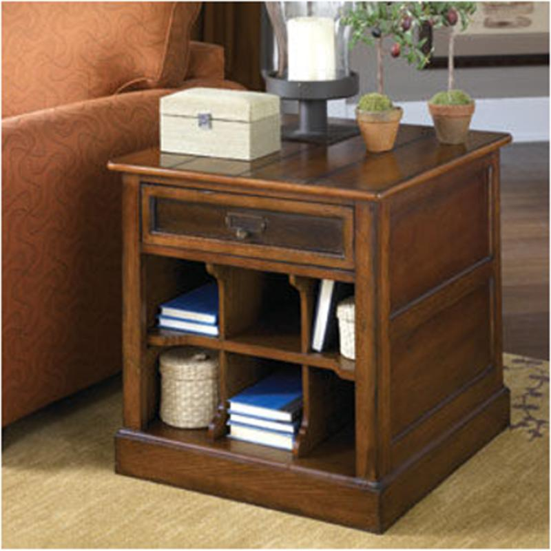 050-916 Hammary Furniture Rectangular Storage End Table