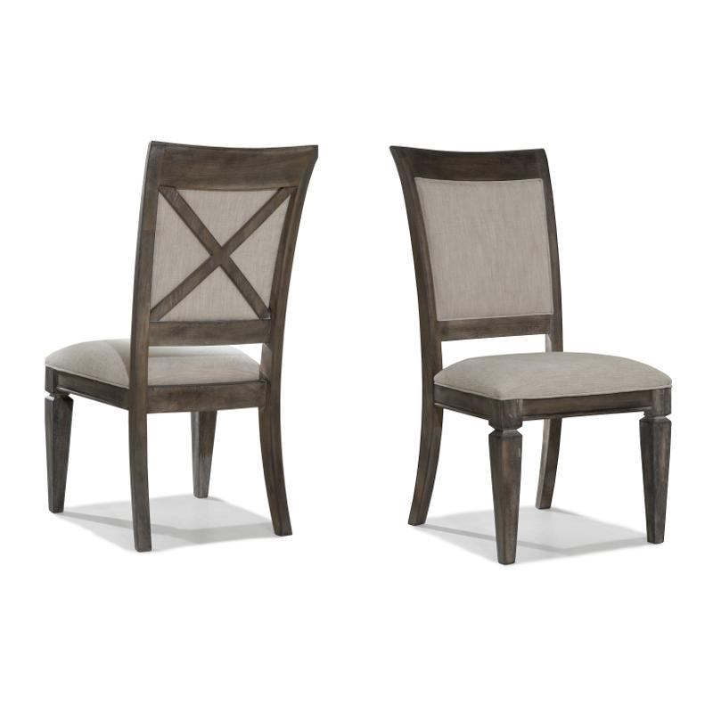 2760 140 Legacy Classic Furniture Upholstered Back Side Chair