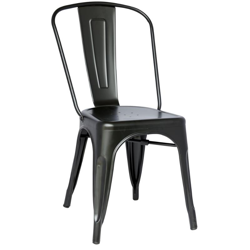 8022 Sc Blk Chintaly Imports Furniture 8022 Dining Chair