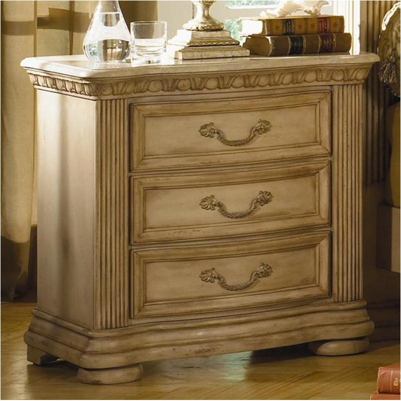 1636 651 Flexsteel Wynwood Furniture Cordoba Antiguo Blanco