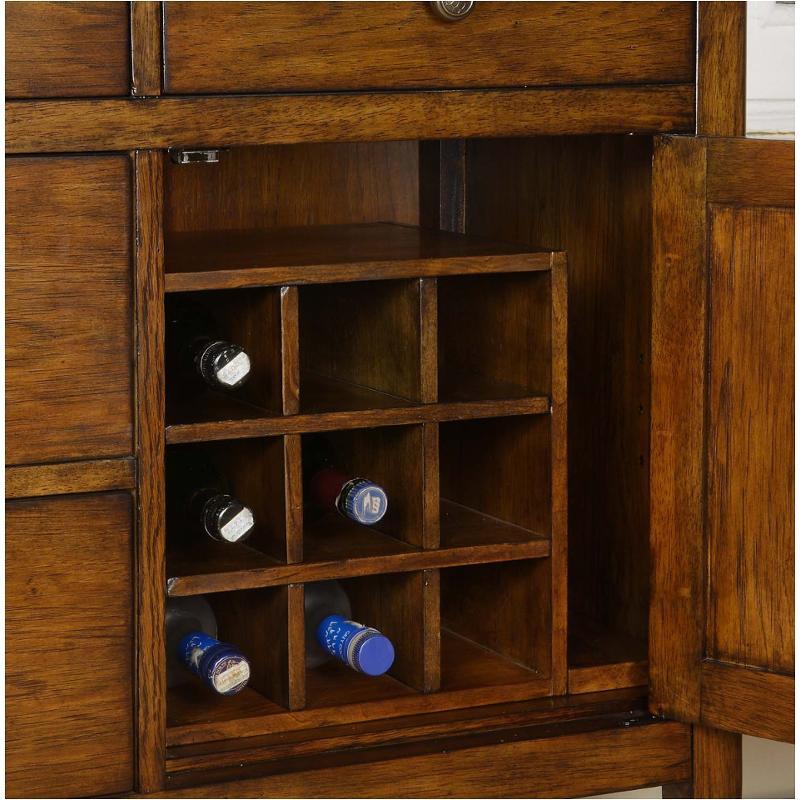 6655 251 Flexsteel Wynwood Furniture Storehouse Sideboard