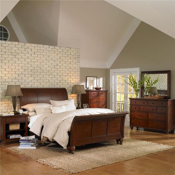Cambridge Bedroom Set Aspen Home Furniture