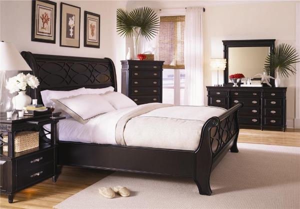 Young Classics Bedroom Set Aspen Home Furniture