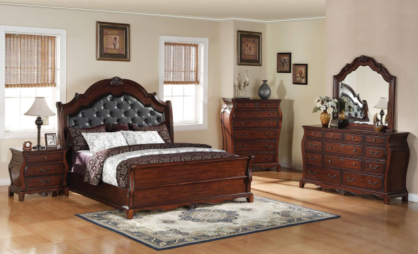 Priscilla Bedroom Set Coaster Furniture