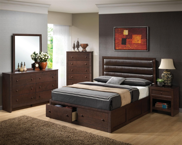 Remington Bedroom Set Coaster Furniture
