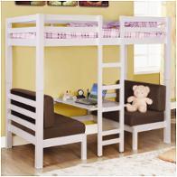460273b1 Coaster Furniture Kids Room Twin Convertible Loft Bed