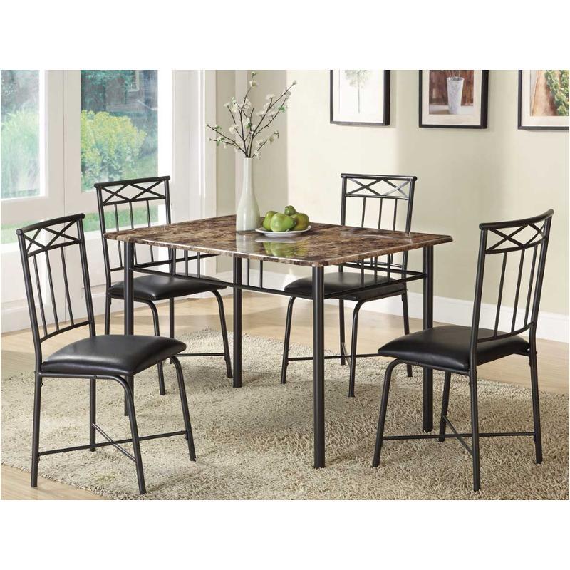 150115 Coaster Furniture 5 Pc Dining, Coaster Furniture Dining Sets