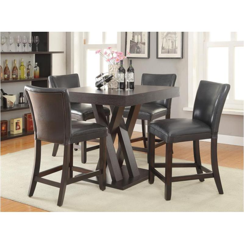 100523-s5 Coaster Furniture Mannes Accent 5 Pc Dining ...