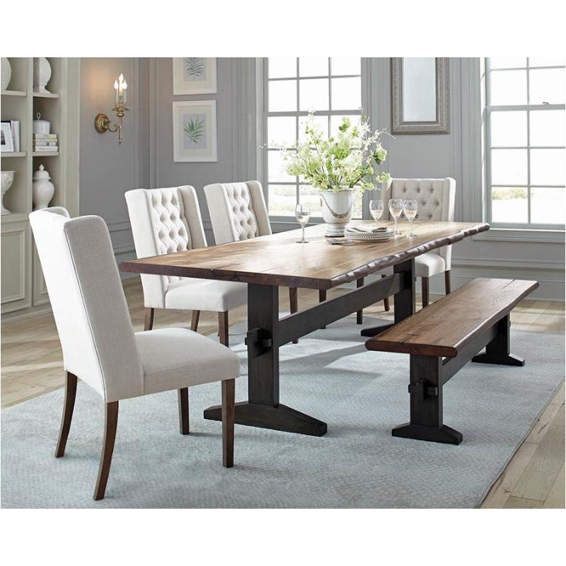 107791 Coaster Furniture Burnham Dining, Coaster Furniture Dining Sets
