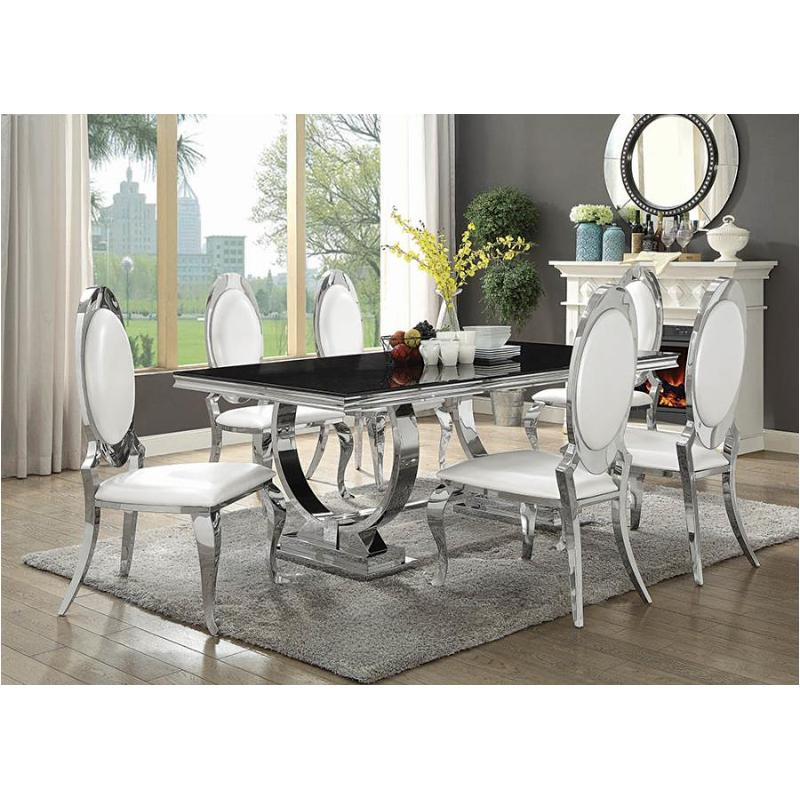 107871 Coaster Furniture Antoine Dining, Coaster Furniture Dining Sets