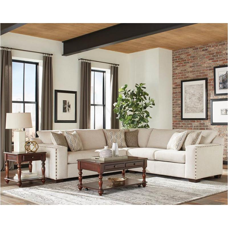 508610 Coaster Furniture Aria Living, Living Room Sectional