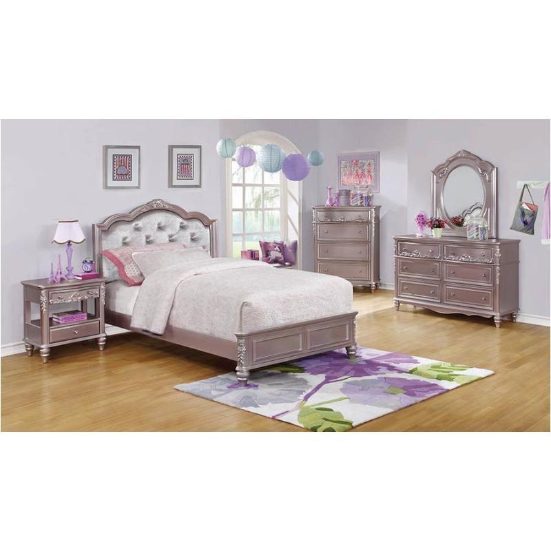 400890t Coaster Furniture Caroline Kids Room Twin Bed