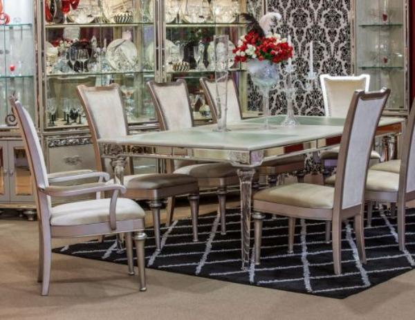 Bel Air Park Dining Set Aico Furniture
