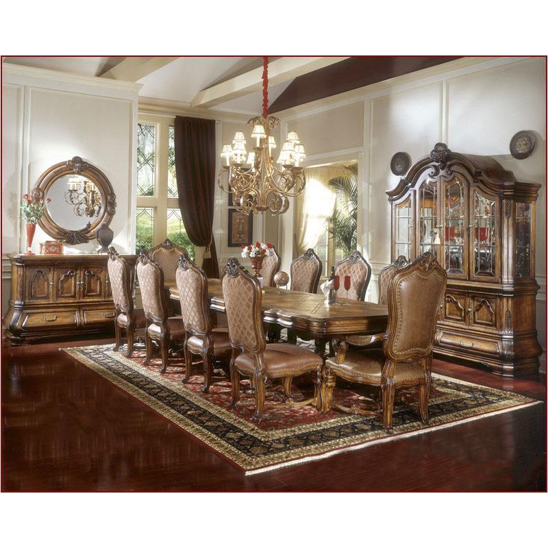 34002t 26 Aico Furniture Tuscano, Aico Tuscano Dining Room Setup