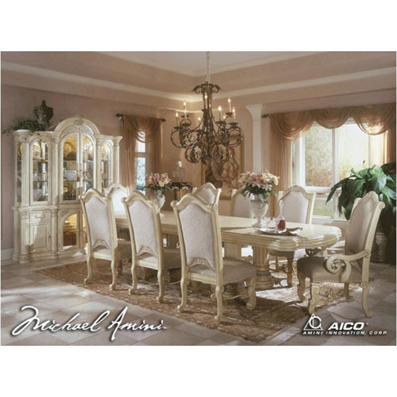 53002t 07 Aico Furniture Rectangular Dining Table
