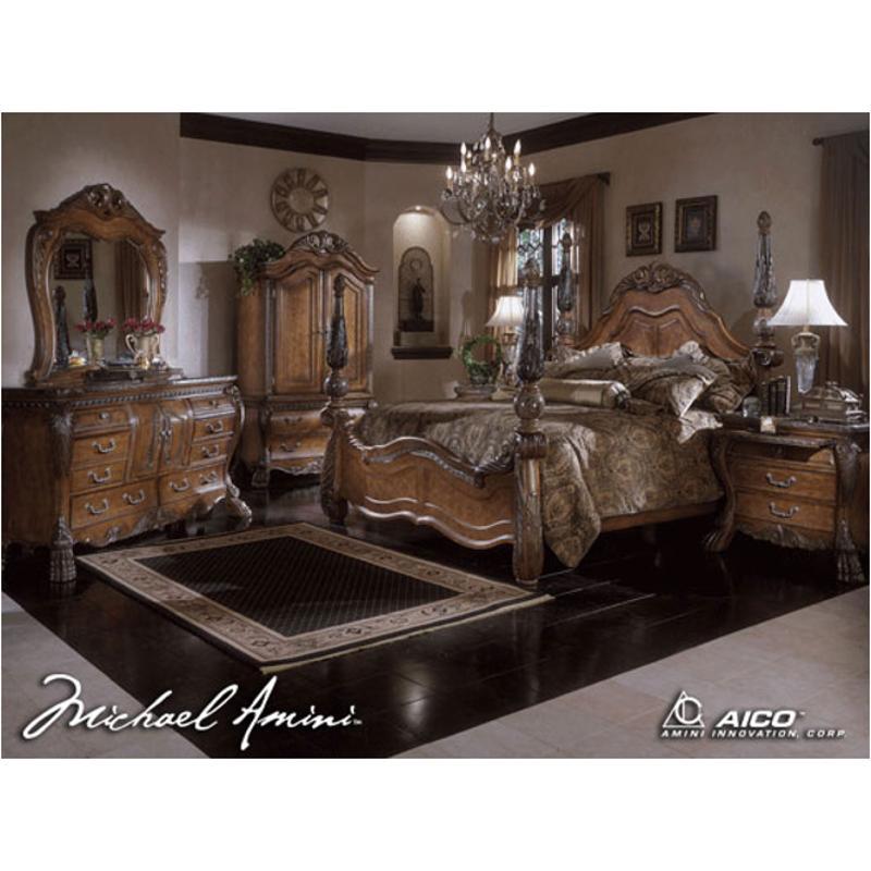 Eden Bedroom Set Aico Furniture, Michael Amini Furniture Bedroom Set