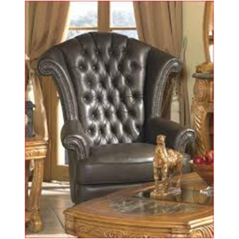 63936-brown-25 Aico Furniture Trevi Living Room Chair