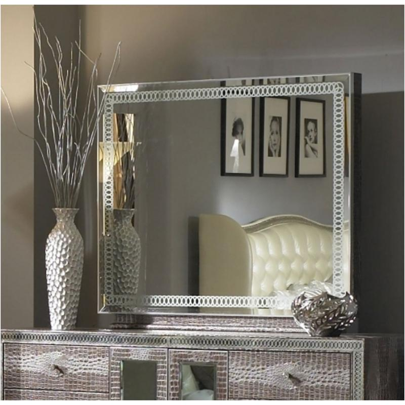 03060r 33 Aico Furniture Dresser Mirror Amazing Gator