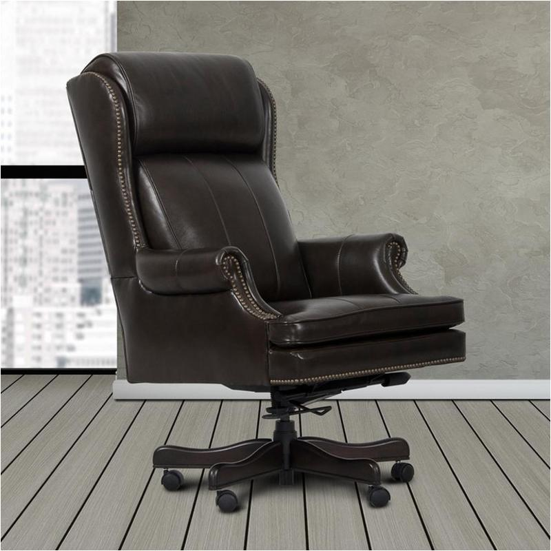 Dc105 Pbr Parker House Furniture Desk Chairs Leather Desk Chair