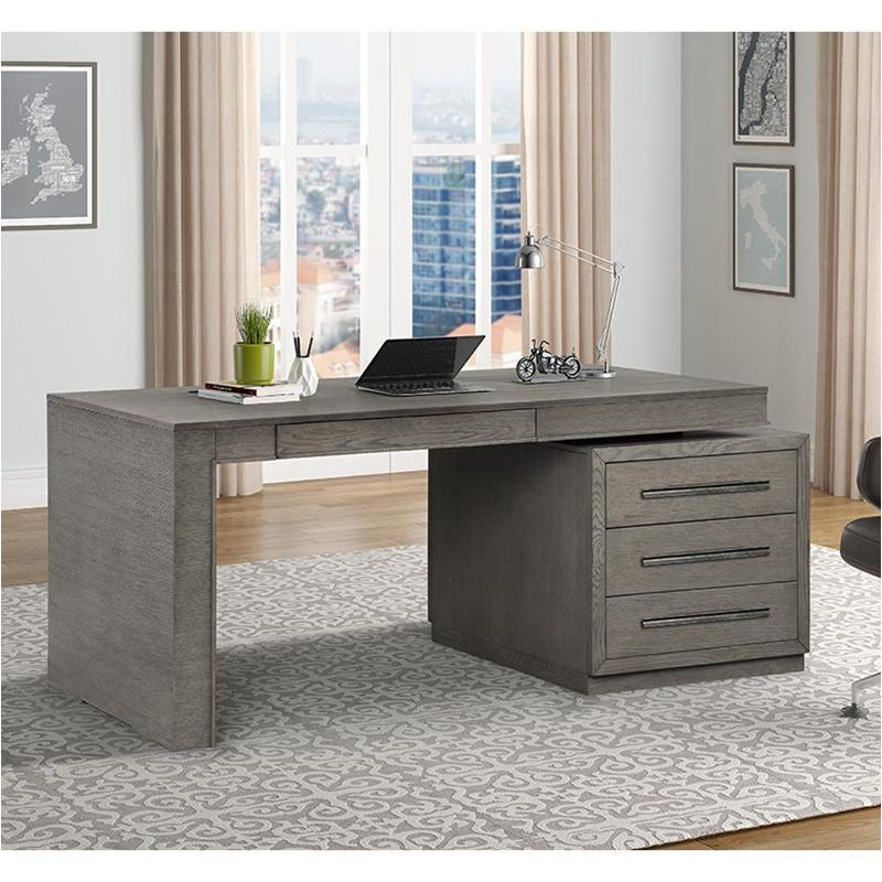 Pur 480 Parker House Furniture Pure Modern Executive Desk