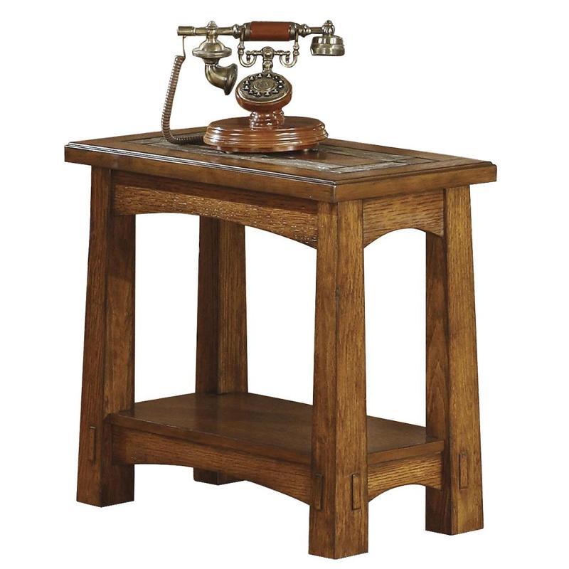 2911 Riverside Furniture Craftsman Home, Riverside Furniture Chairside Table