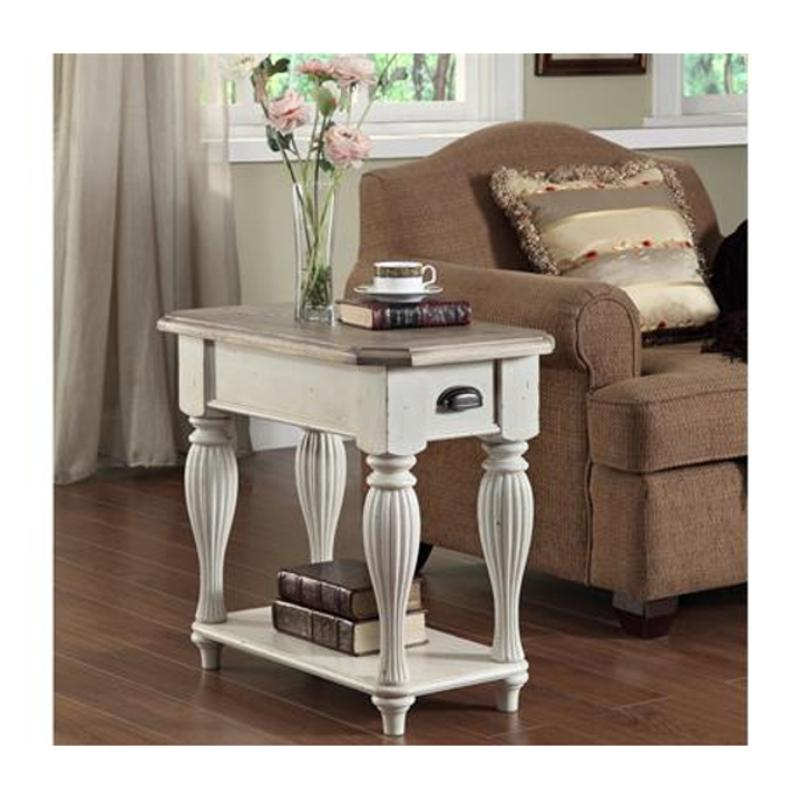 32512 Riverside Furniture Coventry Two, Riverside Furniture Chairside Table