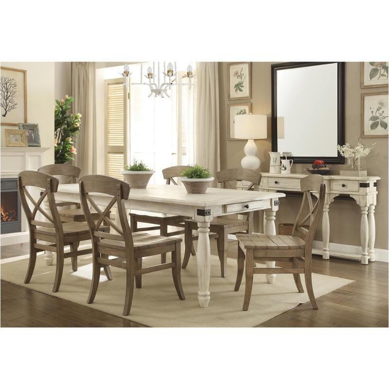 11 Riverside Furniture Regan Rectangular Dining Table