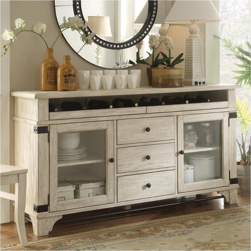 27356 Riverside Furniture Regan Dining, Dining Room Sideboard