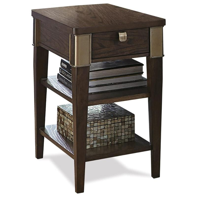 39412 Riverside Furniture Monterey, Riverside Furniture Chairside Table