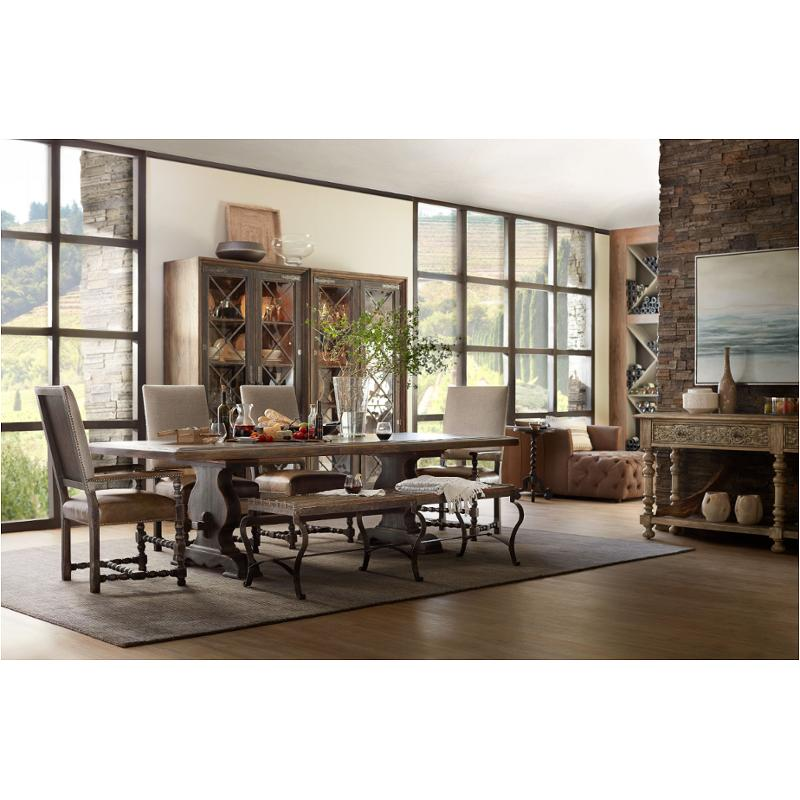 5960 75200t Brn Furniture Hill, Hill Country Dining Room Furniture