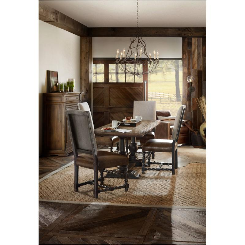 5960 75206t Brn Furniture Hill, Hill Country Dining Room Furniture