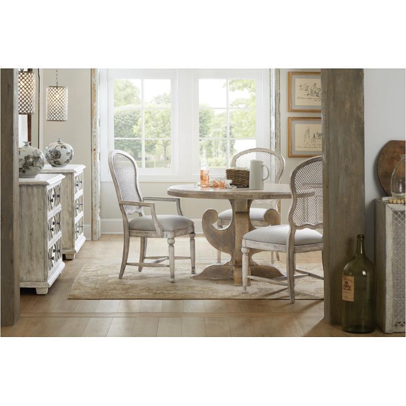 5750 75203t Mwd Hooker Furniture Boheme Dining Table