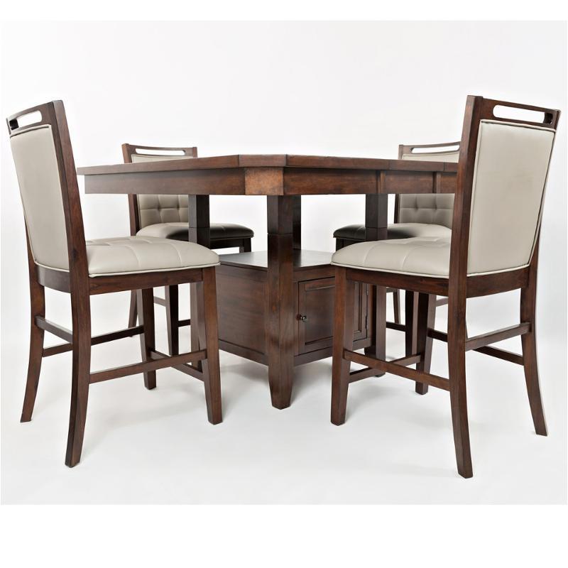 1672 54t Jofran Furniture Manchester Merlot Dining Table