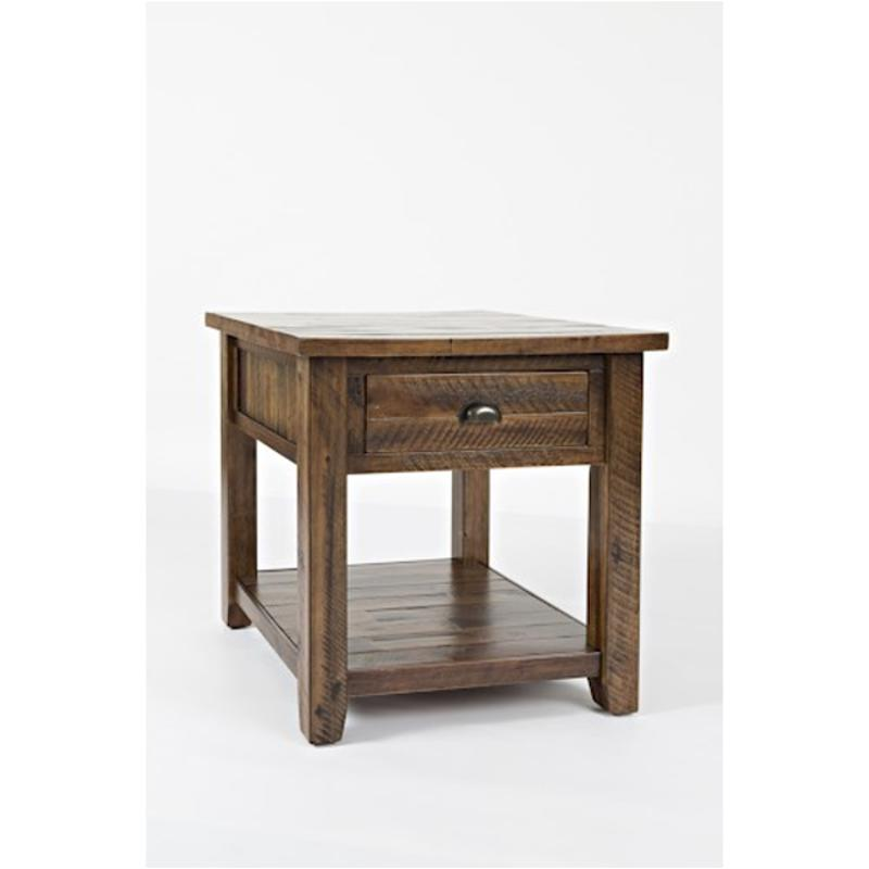1742 3 Jofran Furniture End Table With Drawer Shelf