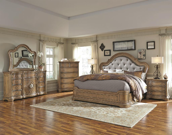 Montrose Bedroom Set Pulaski Furniture