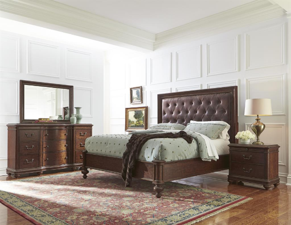 Montgomery Bedroom Set Pulaski Furniture