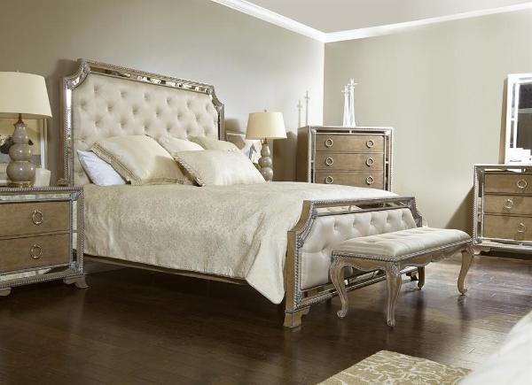 Karissa Bedroom Set Pulaski Furniture