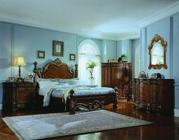 Royale Bedroom Set Pulaski Furniture
