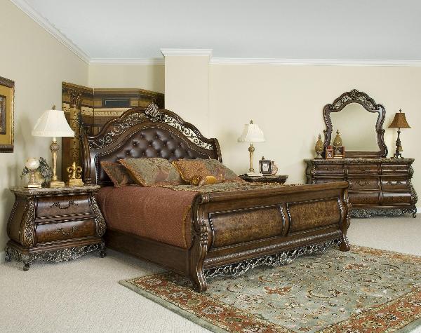 Birkhaven Bedroom Set Pulaski Furniture