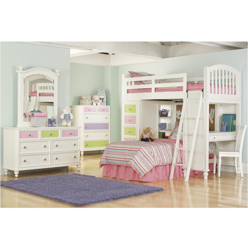 Pawsitively Yours Kids Room Loft Bed