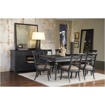 402231 Pulaski Furniture Vintage Tempo Round Dining Table
